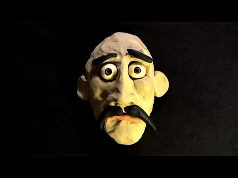 How To Animate A Clay Face | Stop Motion