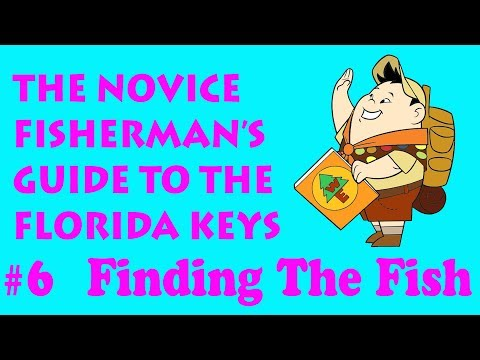 The Novice Fisherman's Guide To The Florida Keys #6 - Finding The Fish