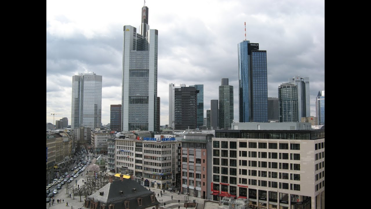 hochh user skyline frankfurt am main youtube. Black Bedroom Furniture Sets. Home Design Ideas