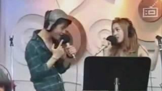 SNSD Jessica & SHINee JongHyun - Sexy Love (Duet Cover)