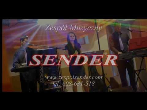 Zespół Muzyczny SENDER   Radio Hello I One Way Ticket Warszawa, Garwolin,Kozłówka,Michów,