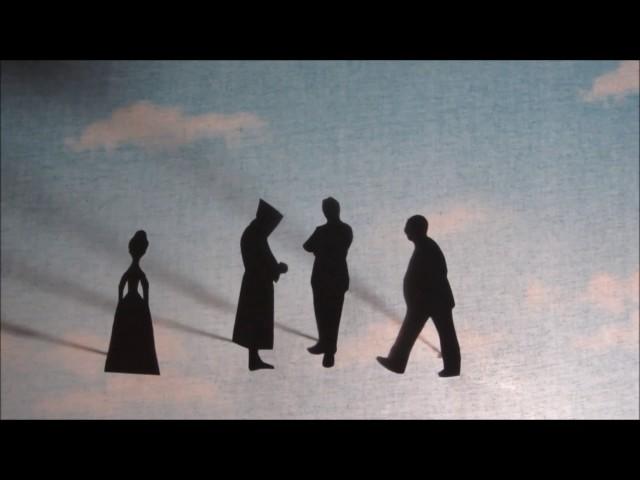 Изображение предпросмотра прочтения – СемьяФерапонтовы представляет буктрейлер кпроизведению «Чёрный монах» А.П.Чехова