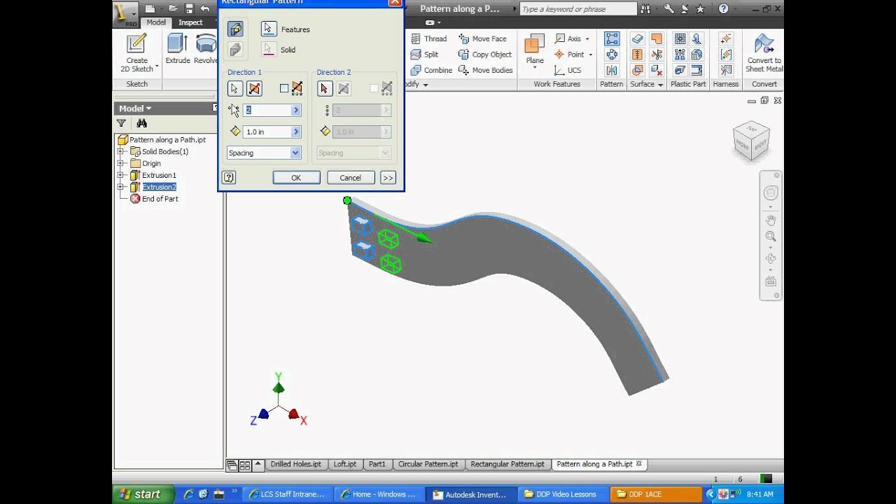 how to keep constraints when mirroring in inventor