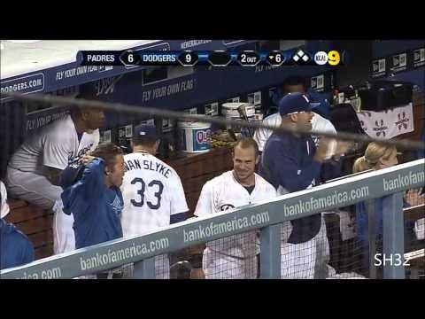 "Yasiel Puig - Los Angeles Dodgers Rookie Highlights ""Puig-Mania"" HD"