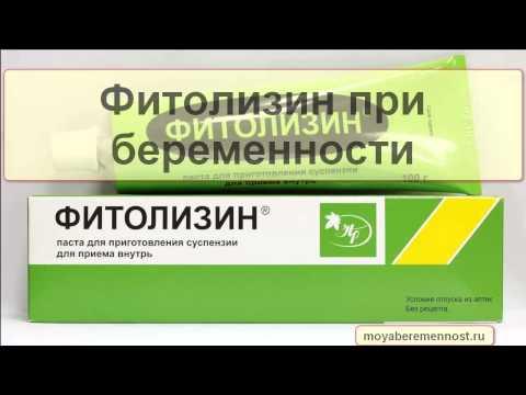 Фитолизин при цистите: инструкция по применению и отзывы