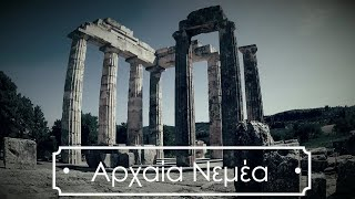 Η Αρχαία Νεμέα απο ψηλά | Ancient Nemea. Zeus Temple.Greece drone video