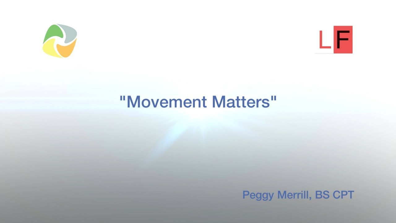 Movement Matters: Exercise for Lipedema and Dercum's 11