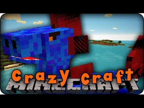 crazy craft little lizard minecraft mods craft 2 0 ep 4 fortress 4166