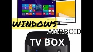 видео Что лучше Android Smart TV или Windows mini pc?