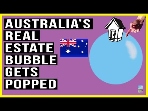 Australia Home Prices Falling as Sydney Drops 7%! Australians In Most Debt EVER IN HISTORY!
