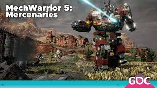 GDC Plays MechWarrior 5: Mercenaries with Piranha Games' Russ Bullock