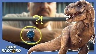 Faux Raccord - Les plus grosses gaffes de Jurassic World ! Allociné streaming