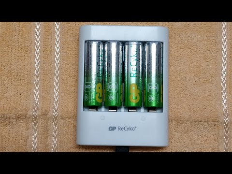 godrej-recyko+-gp-with-usb-aa/aaa-battery-charger-unboxing-and-review-in-telugu