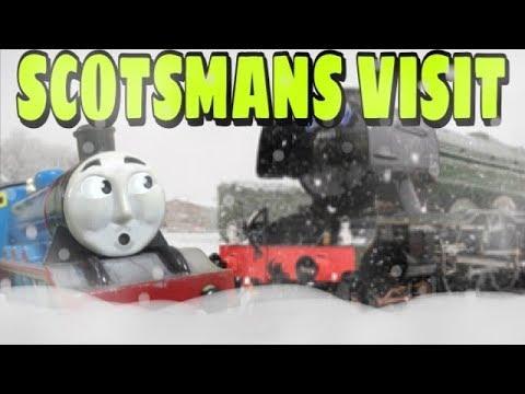 BE87 Short: Scotsmans Visit