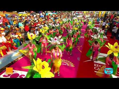 Parade du Mardi Gras à Basse-Terre ( 4 )