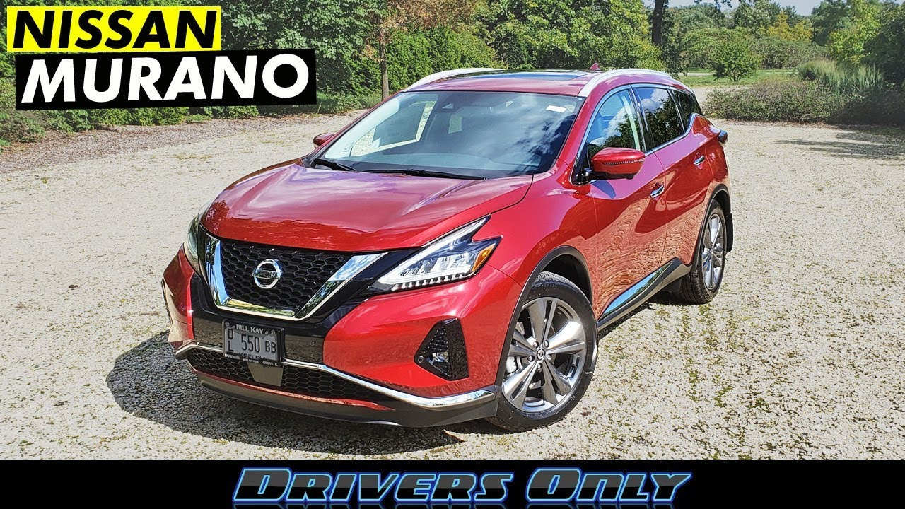 Nissan Murano 2020 Review.2020 Nissan Murano Is This Funky Suv Still Competitive