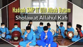 Download Hadroh SMPIT UA Batam. Cover Allahul Kafi.