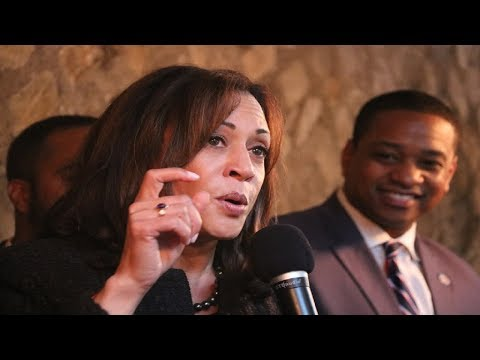 Kamala Harris Takes The Lead In Wanting Probe On Lt Gov Justin Fairfax In Recent Allegations