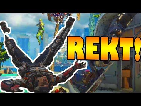 REKT BY SNIPER (Black Ops 3)