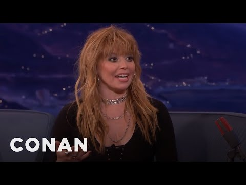 Natasha Lyonne Lies About Her Age   CONAN on TBS