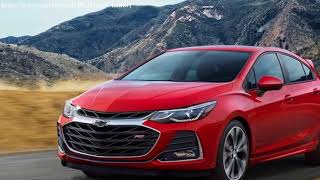 2019 Chevrolet Cruze  - Interior and Exterior - Phi Hoang Channel.