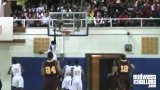 Rufus King vs Vincent - HIGHLIGHTS - 1/6/12 - OVERTIME THRILLER!!!