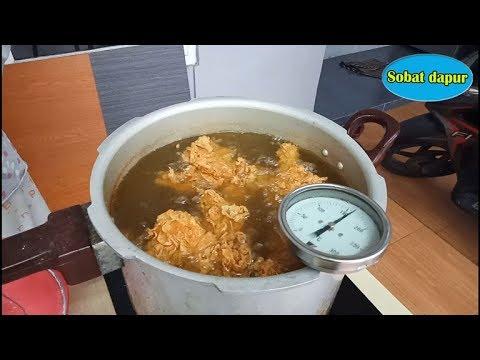 tips-dan-trik-cara-buat-fried-chicken-renyah-seharian-dijamin-99,9-%