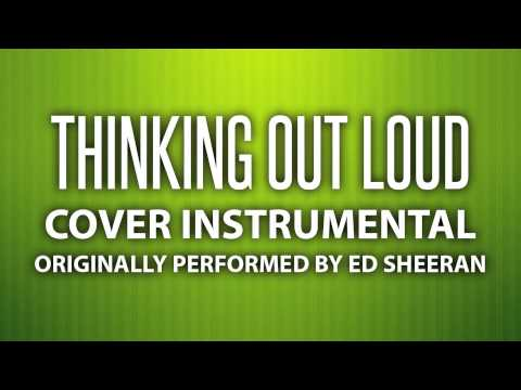 Thinking Out Loud (Cover Instrumental) [In the Style of Ed Sheeran]