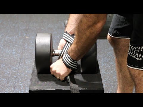 Weight Lifting Straps & Dumbbells | Punch Equipment®