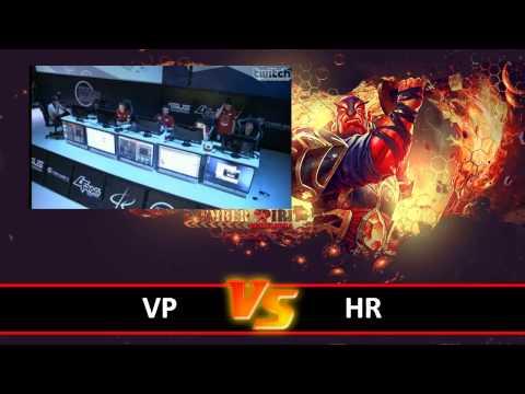 [ Dota2 ] VP vs HR - Game Show Dota 2 League - Thai Caster