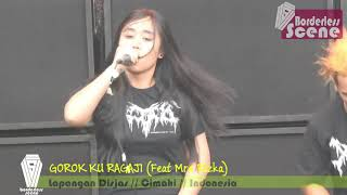 XTAB & Rizka - Gorok Ku Ragaji [Live] @ Save Our Future RockinFest 2019