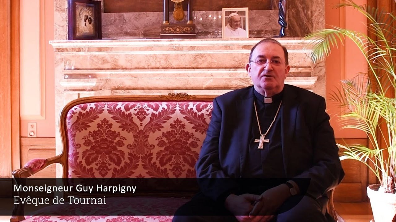 Message de Mgr Guy Harpigny - 27 mars 2020