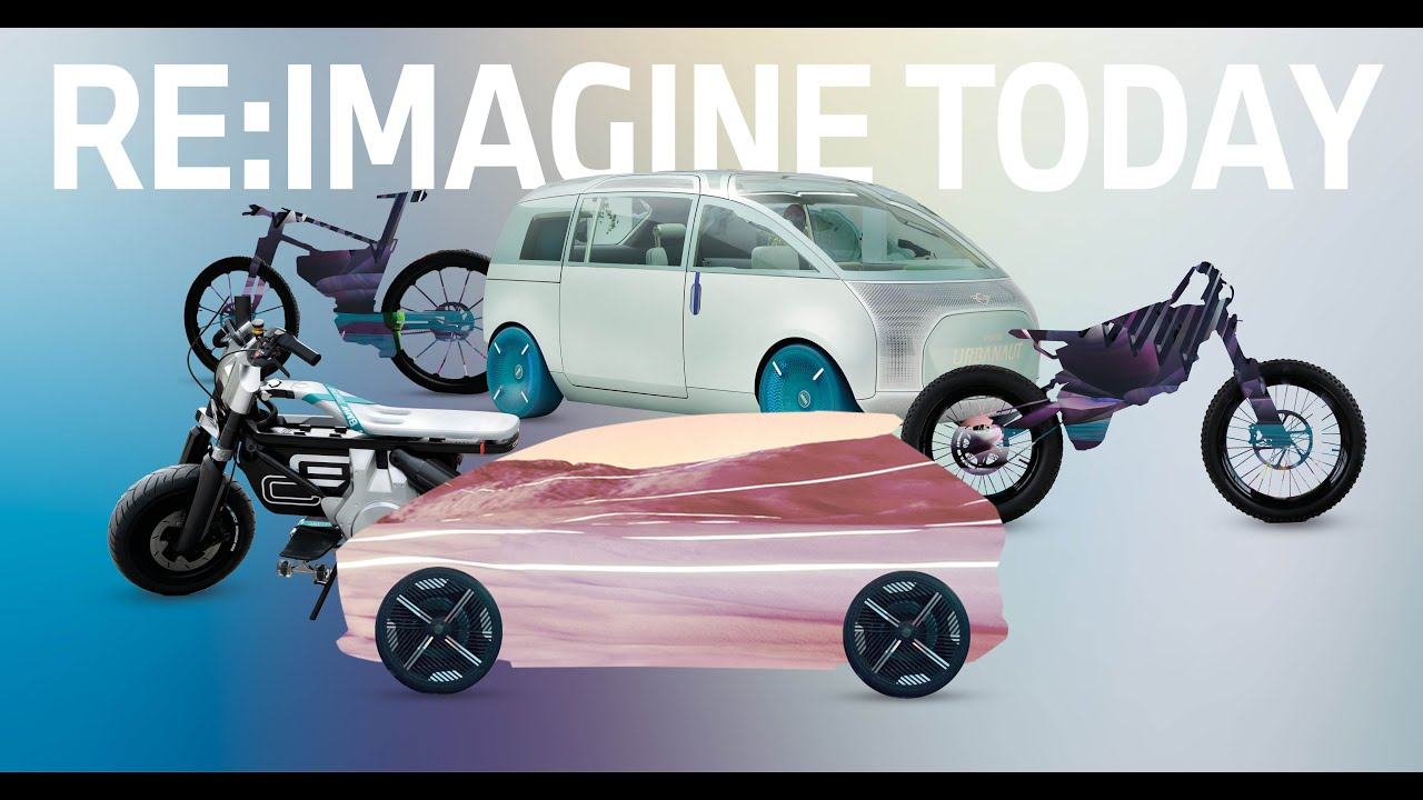 BMW Group Keynote at the IAA Mobility 2021