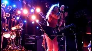 Lita Ford - Living like a runaway (live 2013)
