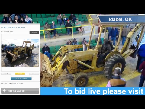 Brinkley Auctions Live Stream
