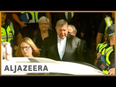 🇦🇺 Cardinal George Pell to face trial on sex abuse charges | Al Jazeera English