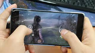 'Project XCloud' Hellbalde touch controls