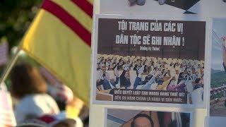 """""""Trả lại cho dân con đường Việt Nam""""  Quốc Hận  2018"""