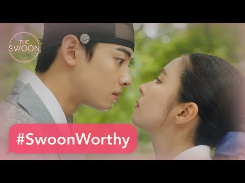 Rookie Historian #SwoonWorthy Moments With Shin Sae-kyeong And Cha Eun-woo [ENG SUB]