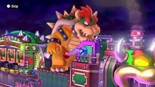 Mario Party 10 Bowser Party #343 Donkey Kong, Luigi, Yoshi, Wario Chaos Castle Master Difficulty