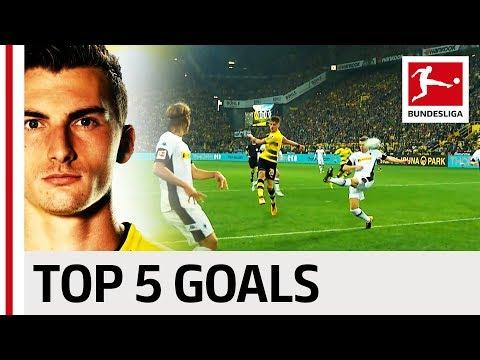 Maximilian Philipp - Top 5 Goals
