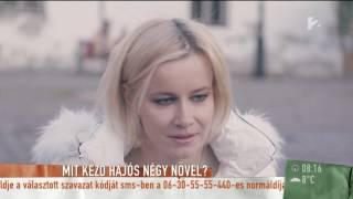 Dalfutár: Völgyesi Gabi tinédzser szövegíróra számított...