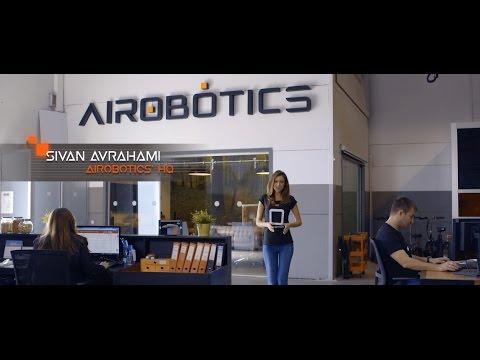 Airobotics Developer Program – Automated Drones' Software Applications
