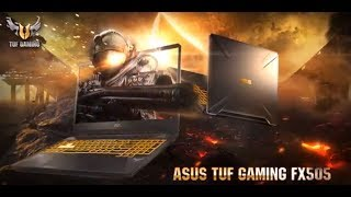 Unbounded Design, Unrivaled Toughness - ASUS TUF Gaming FX505 | ASUS