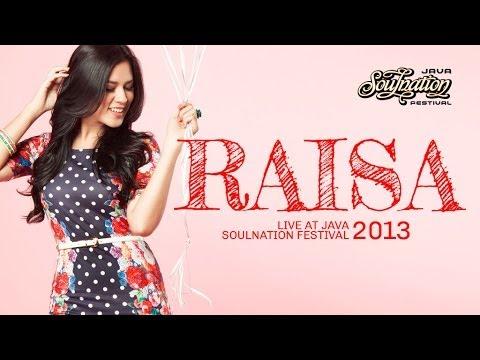 Raisa Live At Java Soulnation 2013