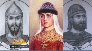 За что княгиня Ольга наказала древлян