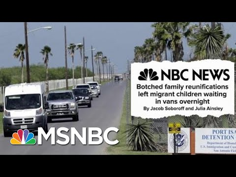 Trump's Immigration Policies: Equal Parts Cruel And Incompetently Carried Out | Deadline | MSNBC
