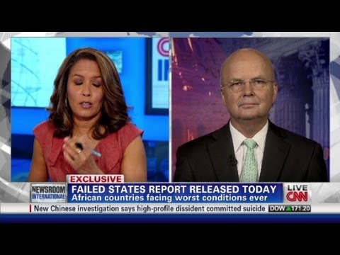 Failed states report released