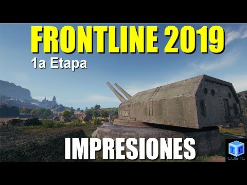 World Of Tanks Español: Frontline 2019 | Opinión 1a etapa thumbnail