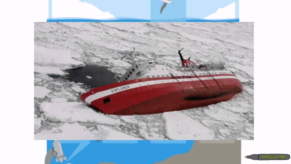 case study antarctica